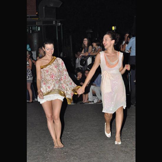 Mentine Milano Fashion Designer Inediti Event